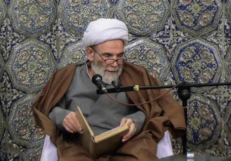 فیلم/وداع حاج آقا مجتبی تهرانی با ماه رمضان