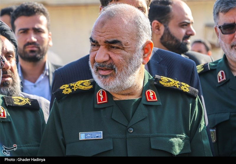Detonating Aircraft Carriers with Ballistic Missiles A Main Strategy: IRGC Chief