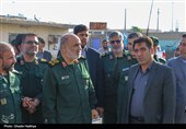 IRGC Launches over 2,600 Development Projects in SW Iran