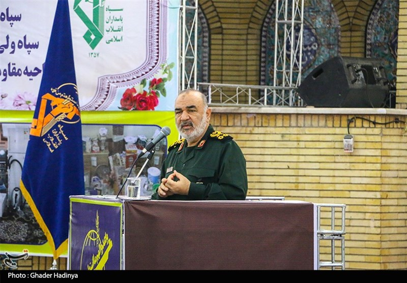 Iran Not Afraid of War: IRGC Commander