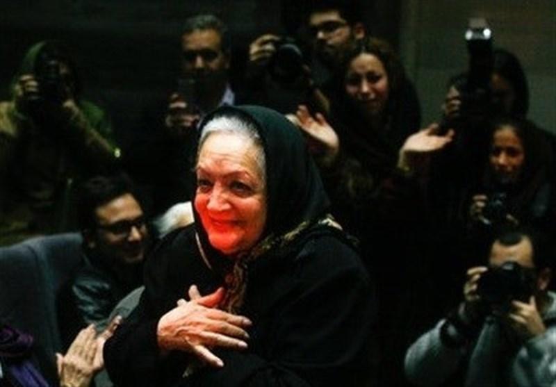 """""""شهلا ریاحی"""" یکشنبه هفتهآینده تشییع میشود"""