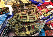 هنر صنایع دستی بانوان قشم فراتر از مرزهای داخلی/180 کارت صنایع دستی برای هنرمندان قشمی صادر شد