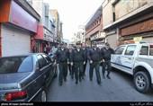 بازدید پلیس امنیت از 1954 واحد صنفی در تهران
