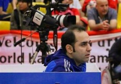 روحانی: رقابت گنجزاده و پورشیب برای کسب سهمیه المپیک به ما کمک میکند/ هیچ نکته منفی نداشتیم