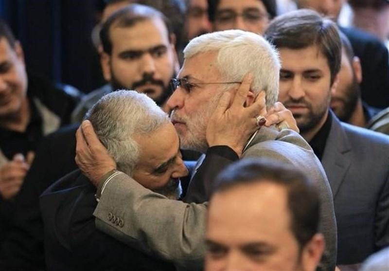 سردار سرلشکر قاسم سلیمانی به همراه ابومهدی المهندس در عراق به شهادت رسید/ حمله امریکا به کاروان الحشد الشعبی در بغداد