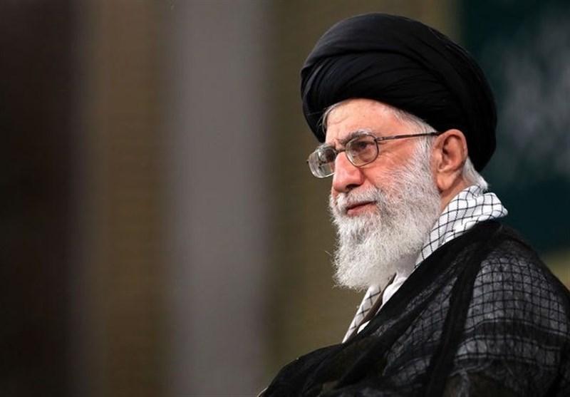 بیانات بسیار مهم رهبر معظم انقلاب درباره شهید سلیمانی و عملیات موشکی/ دیشب یک سیلی زده شد؛ آمریکا باید از منطقه برود