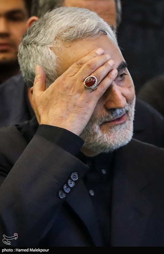 نتیجه تصویری برای سردار شهید حاج قاسم سلیمانی