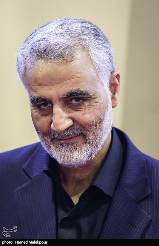 الشهيدان الحاج قاسم سليماني وابو مهدي المهندس
