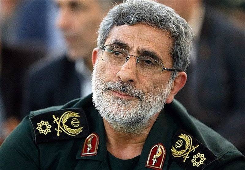 IRGC Quds Force Gets New Commander after Soleimani's Martyrdom