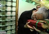 مراسم وداع با پیکر سپهبد سلیمانی در حرم منور رضوی برگزار میشود