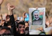 """انتظار """"انتقام خون سردار سلیمانی"""" سرفصل مطالبات مردمی در فضای مجازی + تصاویر"""