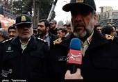 فرمانده انتظامی البرز: ترور سپهبد سلیمانی سبب پایان استبداد و وحشیگری آمریکا در منطقه میشود