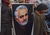 تظاهرات مردم کشمیر و شهرهای مختلف پاکستان در پی شهادت سردار سلیمانی+تصاویر