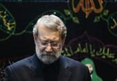 تسلیت لاریجانی برای شهادت سردار اسداللهی