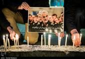اجتماع عظیم کاشانیها در سوگ شهادت سپهبد سلیمانی؛ مراسم یادبود چهارشنبه شب برگزار میشود