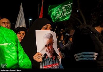 همسران شهدای مدافع حرم: حال امروز ما حال همان روزی است که عزیزانمان به شهادت رسیدند