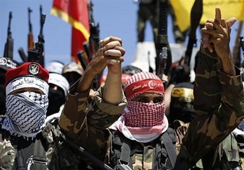 اعلام آماده باش کامل گروههای مقاومت فلسطین برای پاسخ به طرح اشغال کرانه باختری