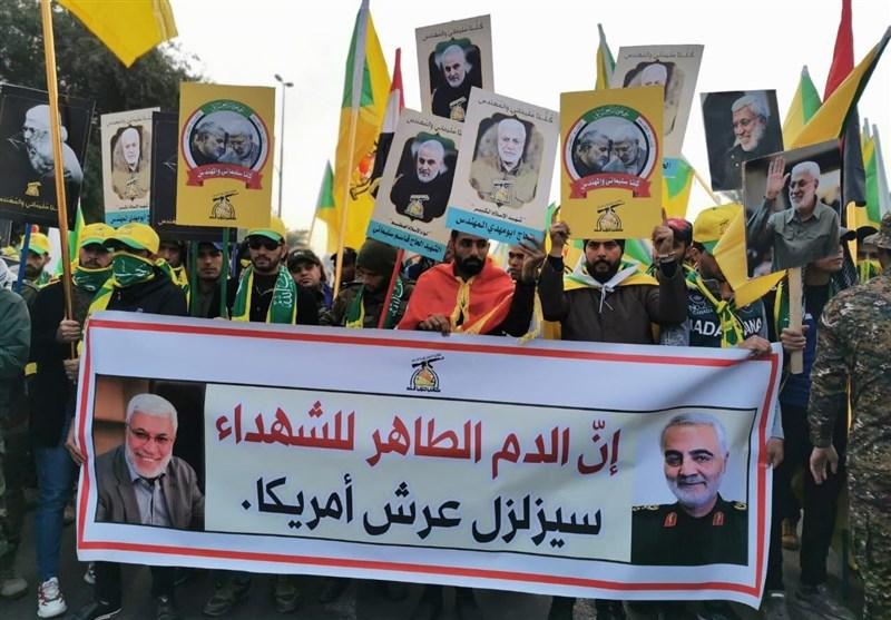 گزارش| 9 نکته راهبردی فراخوان مقاومت برای تظاهرات میلیونی ضدآمریکایی در عراق
