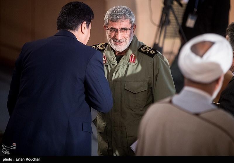 Envoy Confirms IRGC Quds Force Chief Visit to Iraq