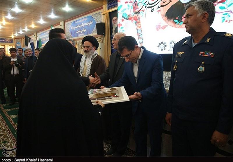 بوشهر| شهدای رسانه 5 استان جنوبی کشور تجلیل شدند + تصاویر