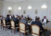 وزیر خارجه قطر با ظریف دیدار کرد/ ایران خواهان تنش در منطقه نیست