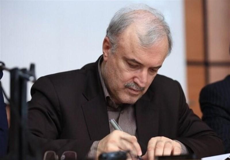 تشکر وزیر بهداشت از بسیج در راستای اجرای طرح بسیج ملی مبارزه با کرونا