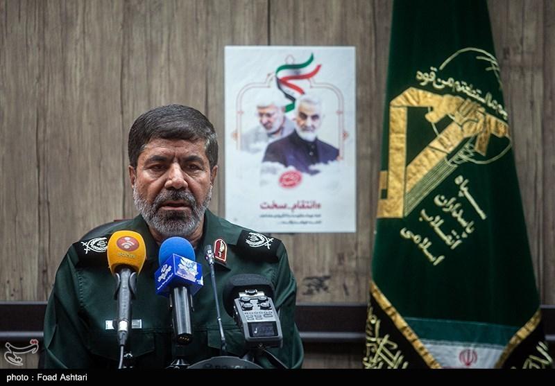 سردار شریف: خبر خلع درجه معاون هماهنگکننده سابق سپاه صحت ندارد