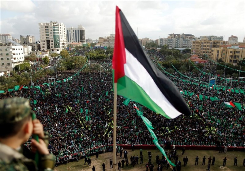 Hamas Says All Options Open against Trump's Plan