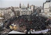 مراسم شام غریبان سردار سلیمانی در میدان فلسطین برگزار میشود