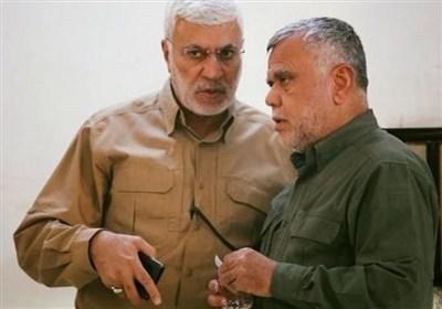 العامری در وداع با المهندس: خون بهای شما، خروج ابدی امریکایی ها از عراق خواهد بود