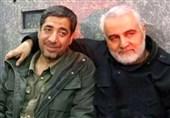 """فیلم دیده نشده از """"سردار سلیمانی""""/ """"حاج قاسم"""" بنیانگذار ستاد بازسازی عتبات"""