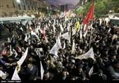 بازتاب گسترده تشییع پیکر مطهر سردار شهید سلیمانی در عراق در رسانههای جهان