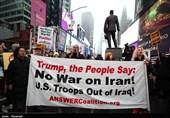 """""""پرهیز از جنگ"""" کلیدواژه مشترک رسانههای امریکایی"""