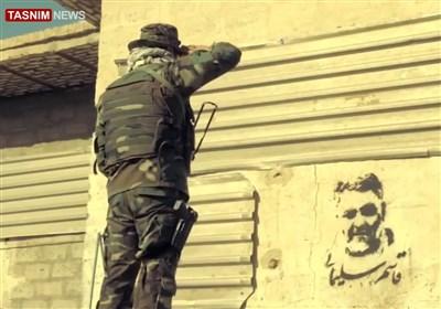 نماهنگ جنبش النجبا در پاسداشت سپهبد سلیمانی
