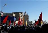 9 موکب از شهرهای مختلف استان فارس در استان کرمان مستقر میشود