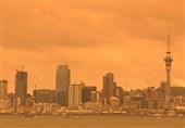 Australia Bushfires: New Zealand Skies Turned Bright Orange by Smoke