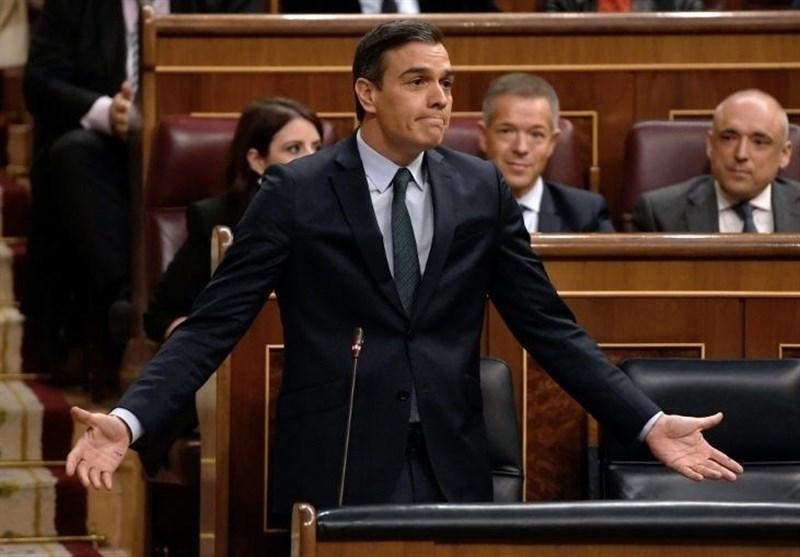 تلاش نخستوزیر اسپانیا برای تمدید دوباره مقررات منع آمد و شد در این کشور