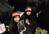مراسم بزرگداشت شهدای مقاومت در تهران برگزار شد+ فیلم و عکس