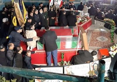 عزای شهادت سپهبد سلیمانی از قاب دوربین -2