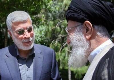 """قائد الثورة لـ """"أبو مهدی"""": کل لیلة أدعو لک باسمک"""