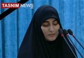 دانشجویان دختر دانشگاه امیرکبیر خطاب به زینب سلیمانی: ما هم احساس یتیمی میکنیم