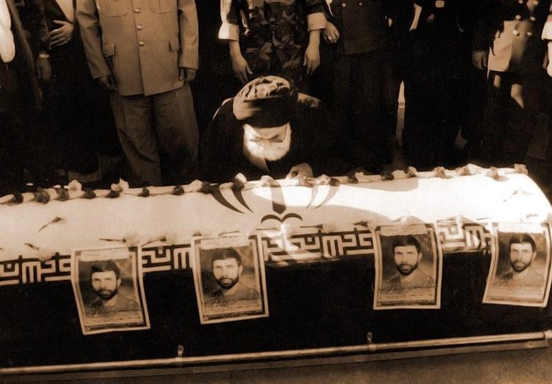 سردار قاسم سلیمانی , امام خامنهای ,