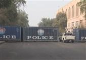پاکستان در سوگ سردار سلیمانی یک پارچه خشم و آتش شد؛ کانتینرها جان دیپلماتهای آمریکا را نجات دادند +فیلم و تصاویر