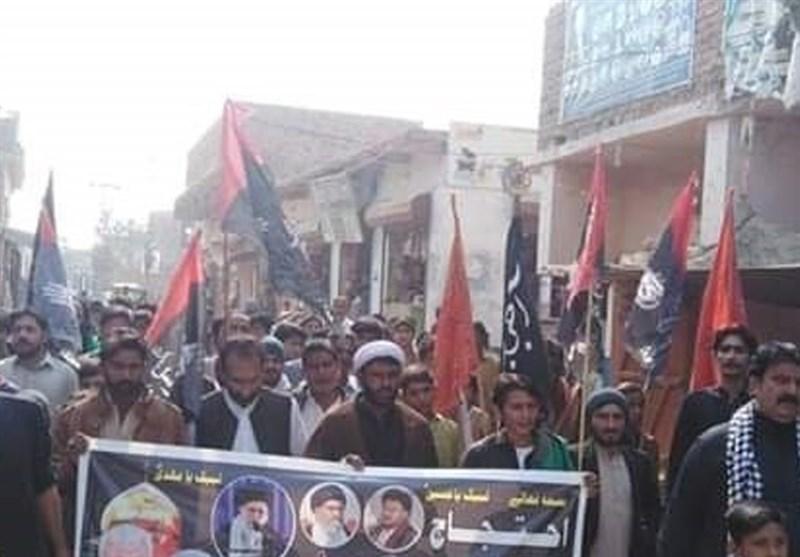 پاکستان بھر میں امریکا کے خلاف مظاہرے+ تصاویر۔ ویڈیو