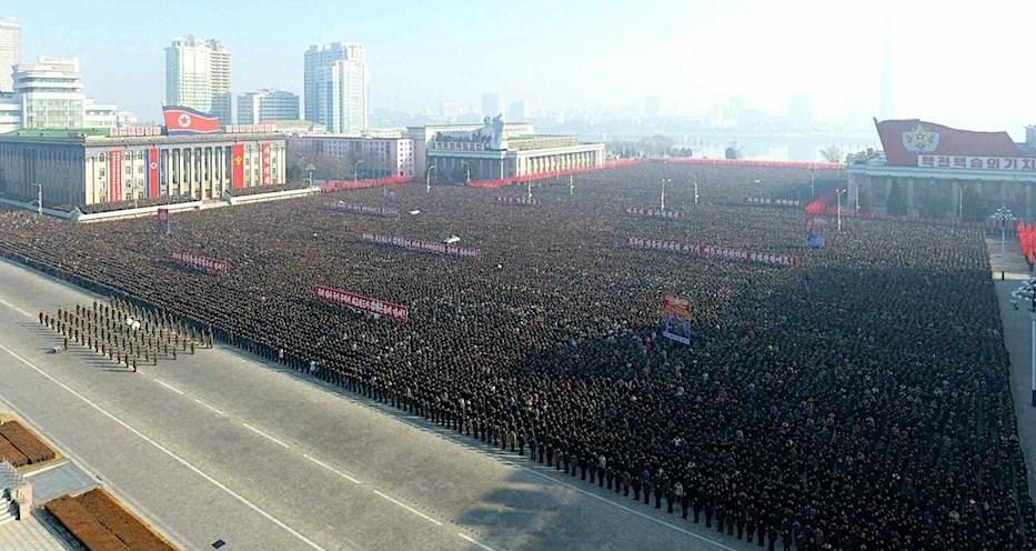 عکس از کشور کره شمالی
