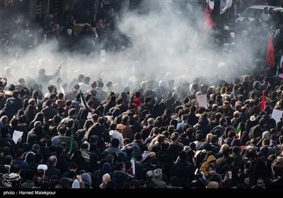 مراسم تشییع پیکر سپهبد شهید قاسم سلیمانی و شهدای مقاومت در تهران