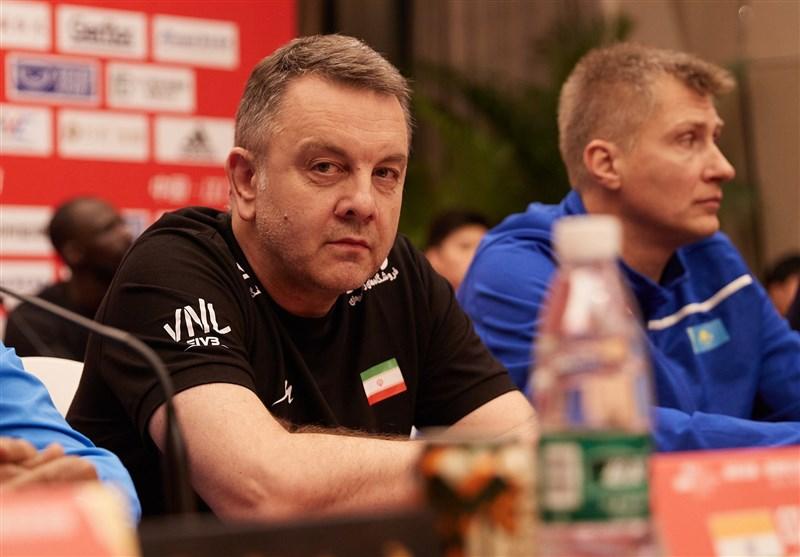 کولاکوویچ: در المپیک، بدترین شرایط تمرین، زندگی و حمل و نقل را دارید/ والیبال ایران پتانسیل مبارزه با هر تیمی را دارد