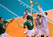 والیبال انتخابی المپیک| بلغارستان از سد فرانسه گذشت
