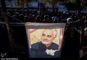 قاسم سلیمانی فلسطینی مزاحمتی تحریک کے قائد اور عوام کے ہیرو