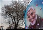 تهران| بلوار راهآهن پیشوا به نام سردار شهید سپهبد سلیمانی نامگذاری شد